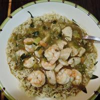 Shrimp and Chicken Filé Gumbo