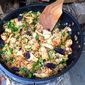 Kimchi Shrimp Fried Rice