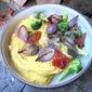 Polenta Bowls w/ Roasted Vegetables