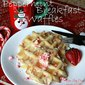 Peppermint Breakfast Waffle Blender Recipe