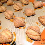 Butter Cheese Sugar pinch pastry cookie
