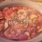Spicy Italian Sausage & Zucchini Stew