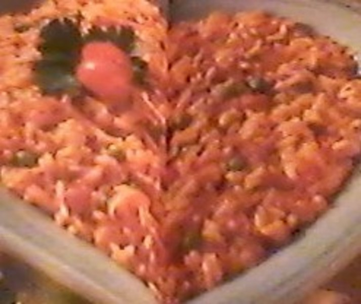 I Heart Spanish Rice My Way!