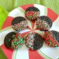 3 Ingredient Oreo Christmas Cookies