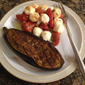 Baked Aubergine Steak