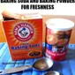 HOW TO TEST BAKING SODA AND BAKING POWDER FOR FRESHNESS