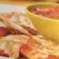 Cheese & Red pepper Quesadillas