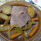 Slow Cooker Beef Roast with Veggies