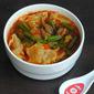 Sichuan Red Oil Wonton/Vegetarian Wonton in Chilly Oil