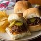 Dude Food: Root Beer Pulled Pork Sliders