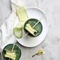 Foodtalk | Green Goddess Apple Cucumber Coconut Water Smoothie #spirulina #superdrink