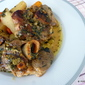 Lemon Orange Pork OSSO BUCO style