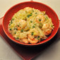 Shrimp and Fennel Risotto; winter blahs