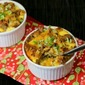 Savory Irish Soda Bread Pudding