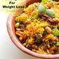 Poha Upma Recipe For Weight Loss