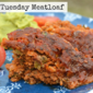 Taco Tuesday Meatloaf