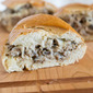 Beef Stroganoff Stuffed Bread