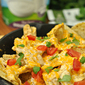 Chipotle Ranch Chicken Nachos