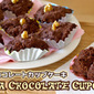Okara (Soy Pulp) Chocolate Cupcakes (Microwave Cooking) for Valentine's Day - Video Recipe