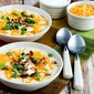 Instant Pot (or Stovetop) Low-Carb Loaded Cauliflower Soup