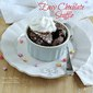 Easy Chocolate Souffle For Two Air Fryer Recipe