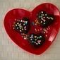 Oreo Truffle Hearts