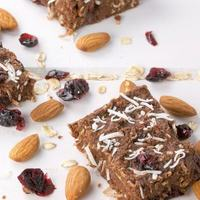 Healthy Homemade Soft Chewy Granola Bars from Scratch