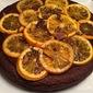 Chocolate and Orange Mousse Cake