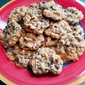 Nutty Chocolate Chip Oatmeal Cookies