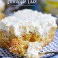 Practically Perfect Pineapple Cake