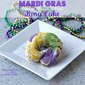 Easy Cream Cheese Filled King Cake