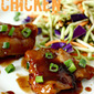 Orange-Ginger Chicken: Duplicate your favorite take-out joints thick and succulent sauce at home