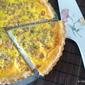 No Roll light QUICHE style tart