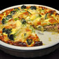 Ham & Broccoli Quiche; French English Fun