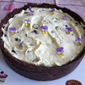 White Chocolate Malteser Cheesecake