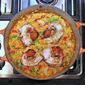 Lobster and Shrimp Paella