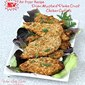 Dijon Mustard Panko Crust Chicken Cutlet Air Fryer Recipe