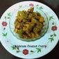 Capsicum Peanut Curry / Shimla Mirch Sabji / Capsicum dry sabji