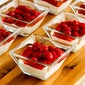 Low-Carb No Bake Cherry Cheesecake Dessert