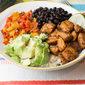 30 Minute Skinny Chicken Burrito Bowl