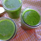 PARSLEY oil sauce topping and its uses