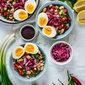 Turkish White Bean Salad