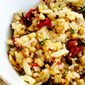 Wild Rice, Wheat Berry & Quinoa Salad with Dried Cranberries & Almonds