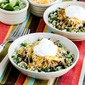 Instant Pot (or Slow Cooker) Low-Carb Green Chile Pork Taco Bowl