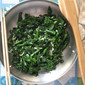 Chinese Broccoli with Dried Radish 萝卜干炒芥蓝