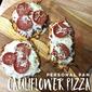 Personal Pan Cauliflower Pizza Crusts