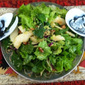 Pear Parmesan & Rocket Salad