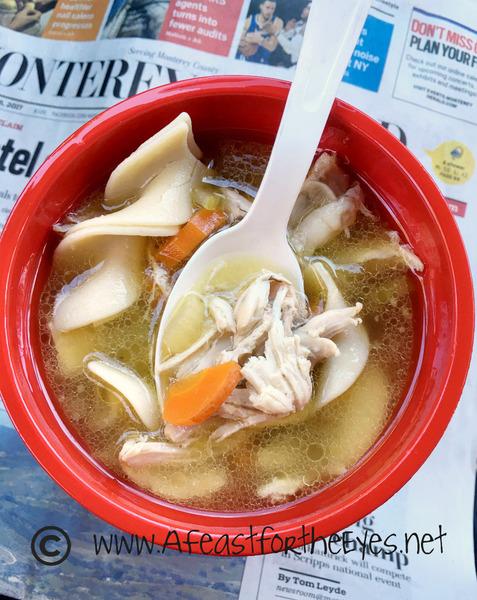 America S Test Kitchen Pressure Cooker Farmhouse Chicken Noodle Soup