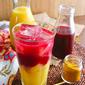 Beet & Orange Juice Morning Sunrise