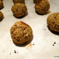 MUNG bean COTTAGE CHEESE balls - {5 meals}